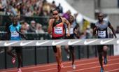 图文:钻石赛尤金站男子200米 斯皮尔曼获冠军