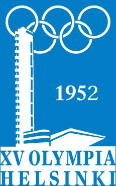 赫尔辛基奥运会会徽