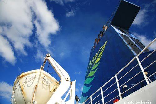 新西兰渡轮之旅