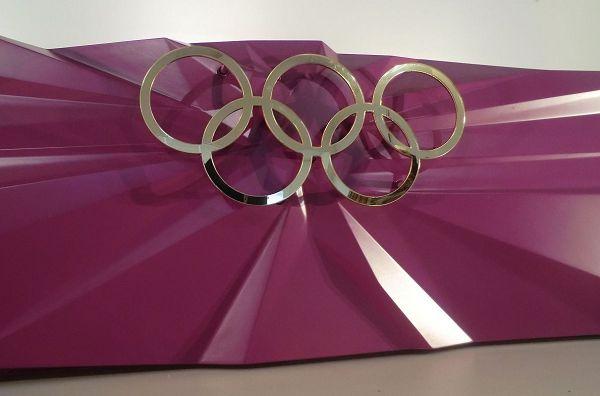 伦敦奥运领奖台