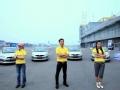 长城C50T现身成都金港 赛道终极驾控体验