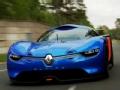 [海外新车]像F1一样吼叫 雷诺超跑APLINE