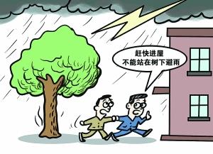 6月7日-8日是全国高考日,但每年的6月也是雷电天气的高发时段。统计表明,高考时遭遇雷雨、雷电天气的几率仅次于高温天气,甚至还可能遭遇雷击。