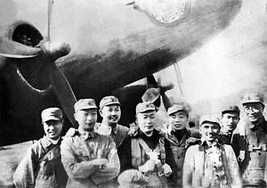 绝密飞行飞机图片_解放战争前夜的一次绝密飞行(图)-搜狐滚动