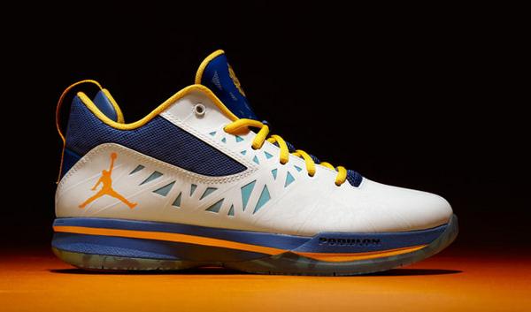 保罗/今年二月时Jordan Brand曾推出龙年特别版配色的Air Jordan...