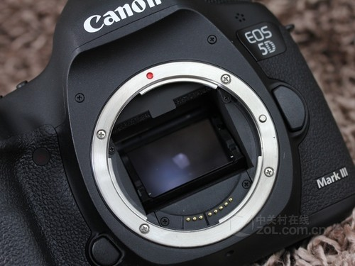 佳能 5D Mark III 镜头卡口