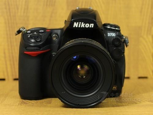 尼康 D700黑色 正面图