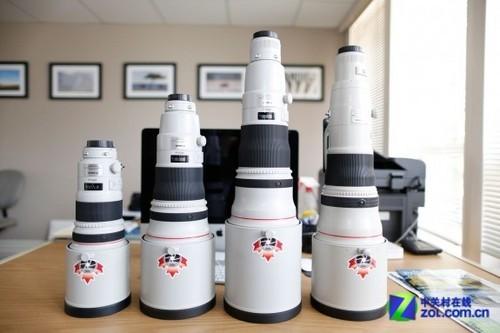 佳能600mm f/4L IS II镜头国外已有售