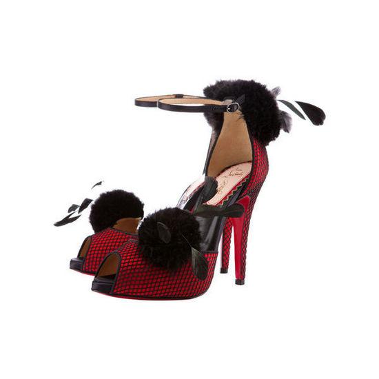 红底鞋20周年限量系列
