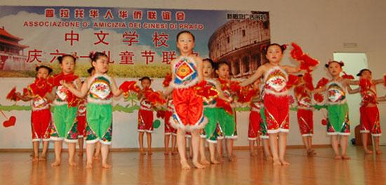庆六一舞蹈表演《喜洋洋》