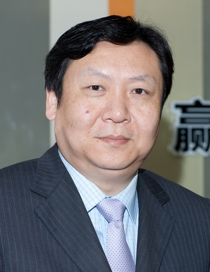 宝华企业集团副总裁杨健