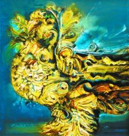 戴都都:一个真实的青年油画家