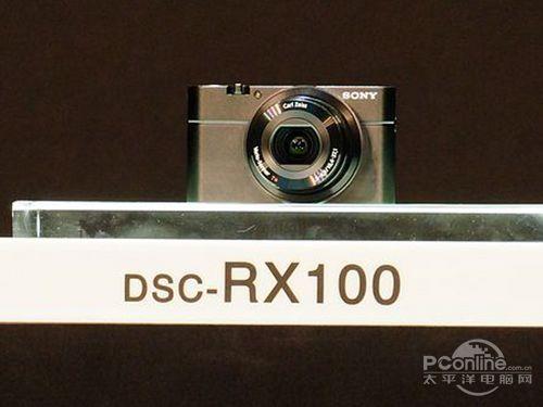 索尼RX100发布会亮相