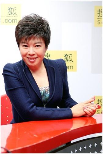 著名文化学者 北京师范大学教授于丹