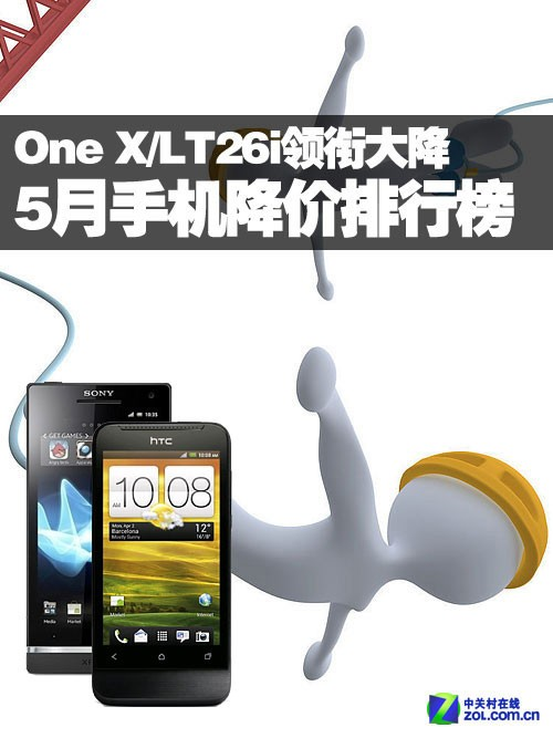 One X/LT26i���δ� 5���ֻ�����а�