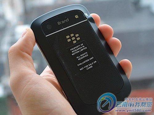 商务旗舰 黑莓9900手机昆明报价3799元
