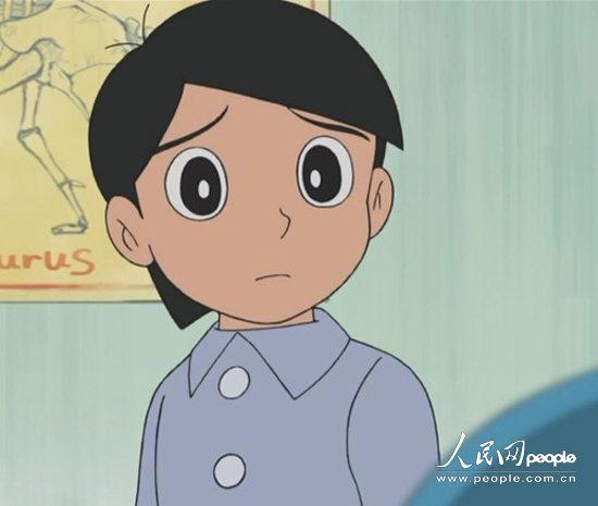 动漫 盘点/3、《哆啦A梦》出木杉英才