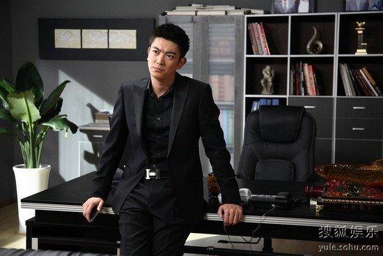生代演员杜江表示