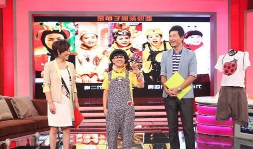 """刘纯燕/近日,著名少儿节目主持人""""金龟子姐姐""""刘纯燕做客由东方风行..."""