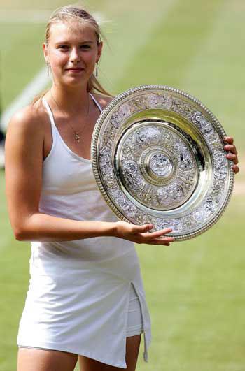 2004年温网冠军