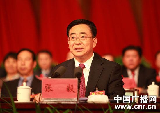 ...回族自治区党委十一届一次全体会议上,张毅当选为宁夏回族自...