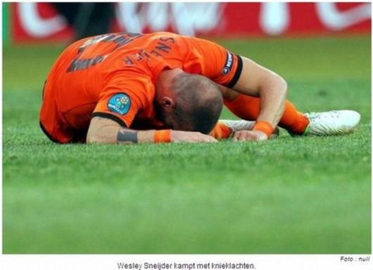 欧洲无弱旅,身处本届欧洲杯死亡之组的荷兰队,肯定对这句话有