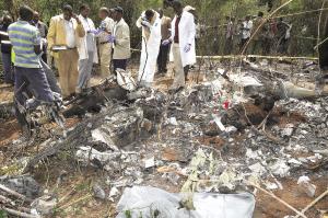 """身亡 肯尼亚 空难 强人 反恐/肯尼亚""""反恐强人""""空难身亡"""