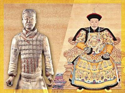 """香港稍后将举行""""颐养谢尘喧――乾隆皇帝的秘密花园""""及""""一统天下:秦始皇帝的永恒国度""""展览。"""