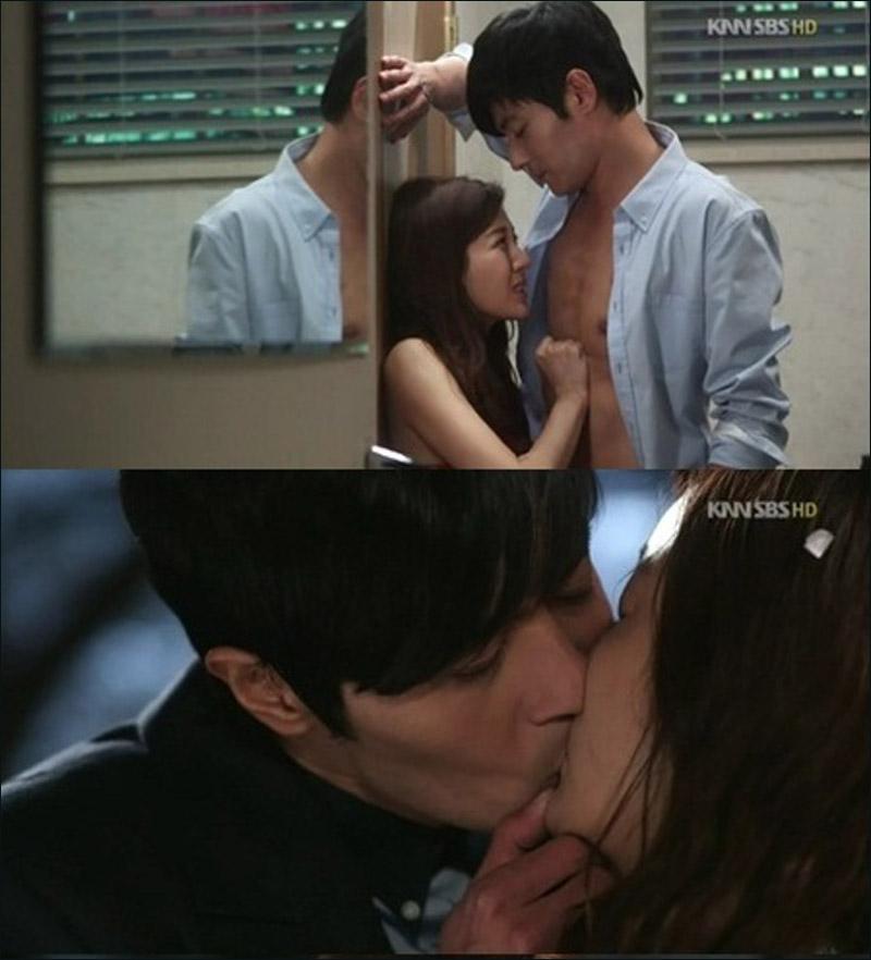 张东健/《绅士的品格》张东健晒腹肌迷晕少女粉樱花下浪漫拥吻