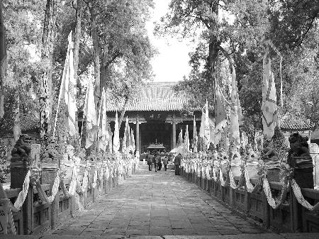 关林庙景区