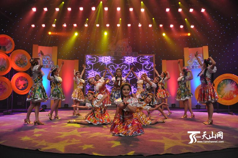 2012年全国儿童歌曲大奖赛新疆赛区选拔活动结束