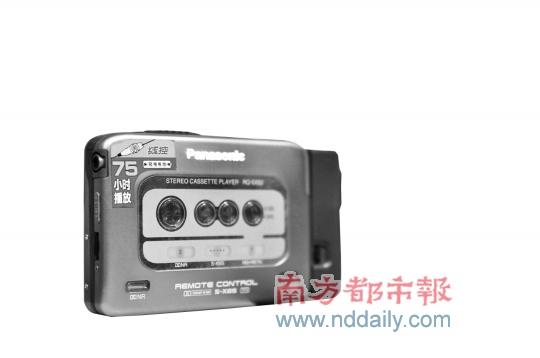 Panasonic卡带机