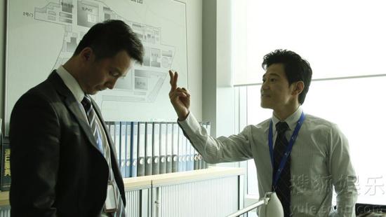 电视剧《浮沉》保留了原著中办公室政治的剧情