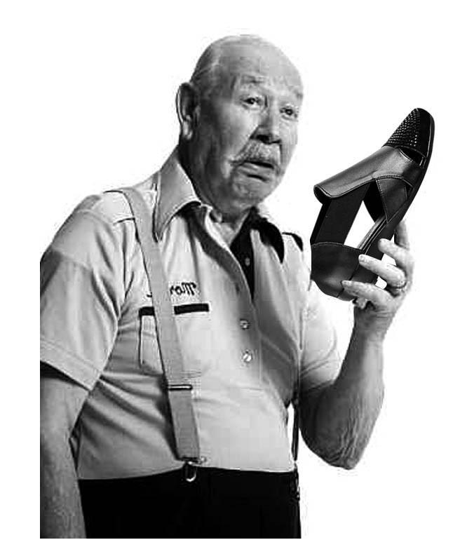 光脚穿凉鞋不好(图)