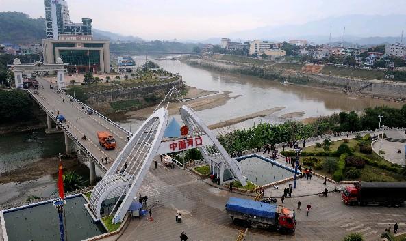 河口越南 云南河口越南街 云南河口越南妞图片