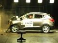 [碰撞视频]2012款现代ix35 正面碰撞视频