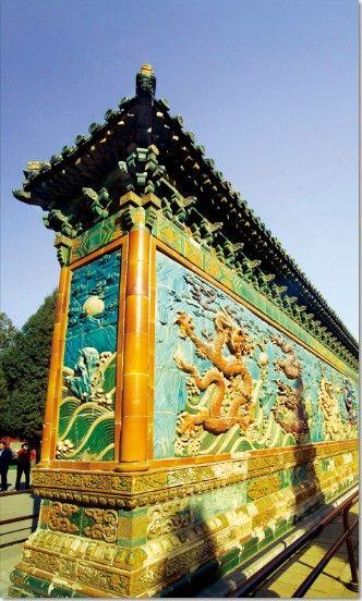 解读故宫九龙壁不能不说的故事