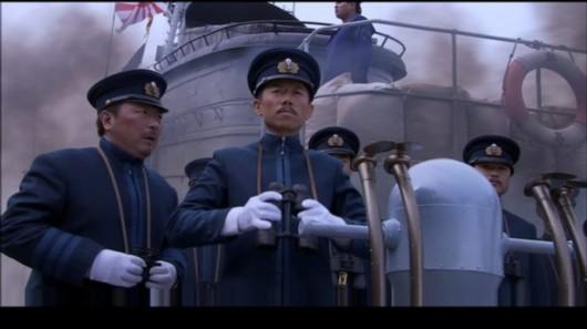 陆毅指挥作战