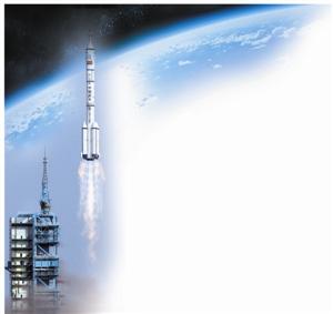 6月16日,长征二号f遥九运载火箭起飞,托举着神舟九号飞船飞向太空.