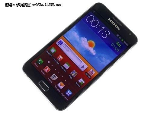 三星Galaxy Note真正开启了5寸手机时代