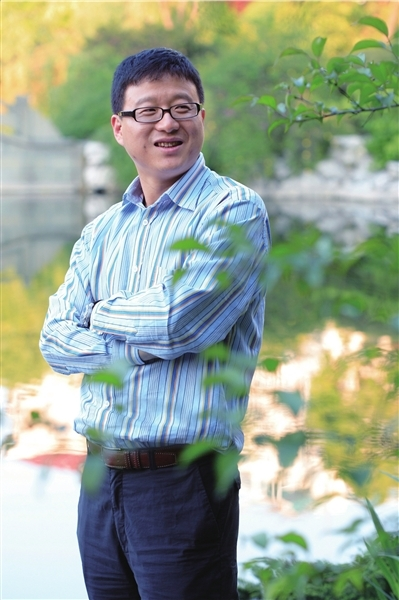 网易公司创始人、CEO丁磊(网易供图)