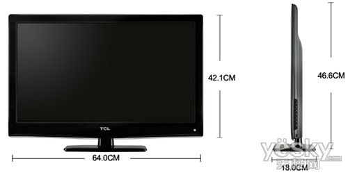 TCL 2616EDS液晶电视