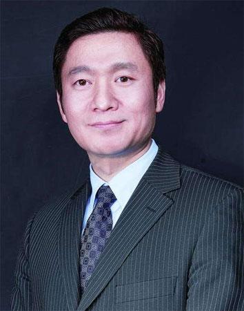 联想集团副总裁、联想中国CMO魏江雷 搜狐IT配图