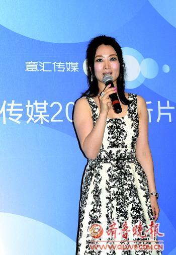 贾樟柯新公司首位签约艺人赵涛。