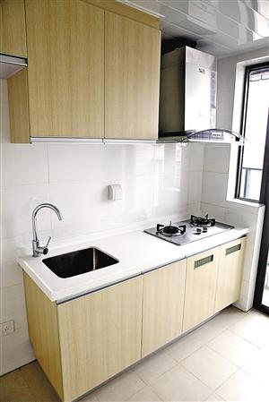 一体式厨房.图片