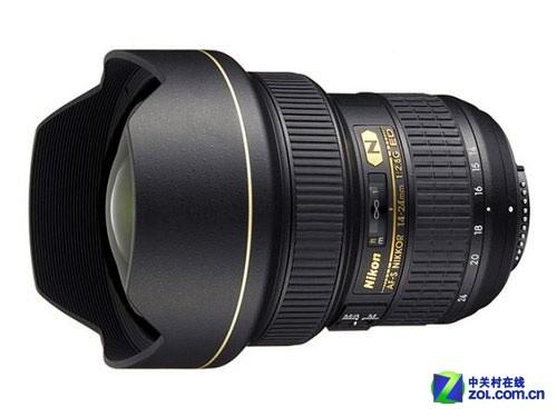 抗衡尼康 佳能14-24mm f/2.8L镜头专利