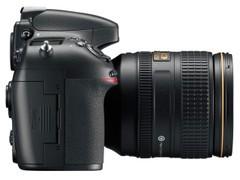 图为:尼康单反相机D800