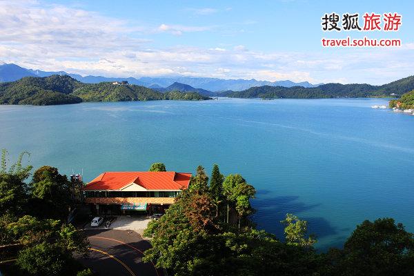 日月潭风光 图片:搜狐旅游 轲轲 提供