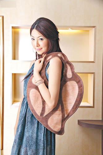 心形Shoulder Bag $1,200