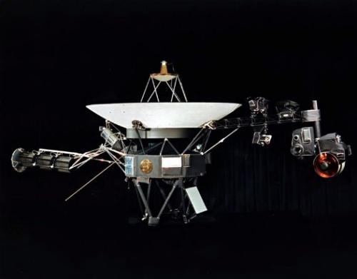旅行者1号 太空探测器